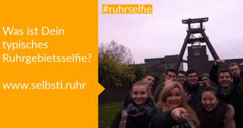 Wo im Ruhrgebiet würdest du am ehesten ein Selfie machen?